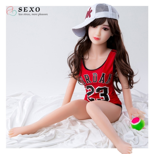 SEXO 100cm small mini sex dolls