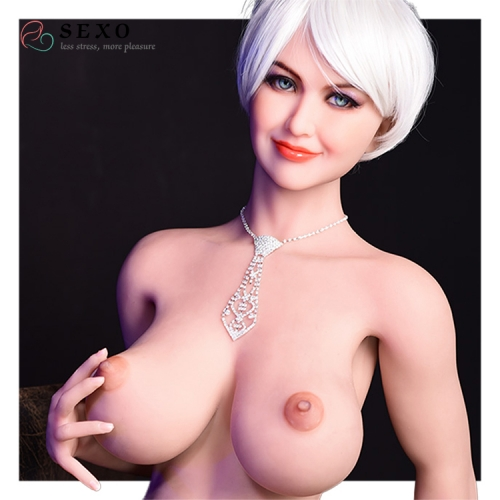 SEXO 155cm Plump Chest Hot-Ass Real Doll