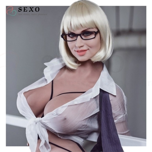 SEXO 163cm Bundle erotic underwear short hair sexdoll realdoll