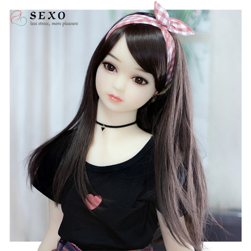 SEXO 100cm Small chest flat chest baby face child young realdoll realdolls