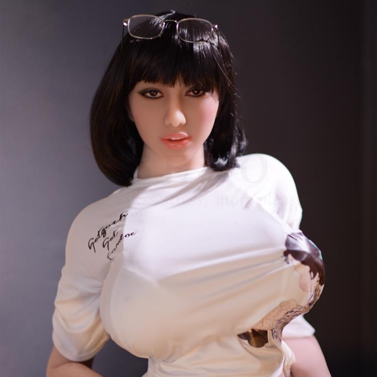 SEXO Dolls 163cm Oversized boobs huge ass short hair fat