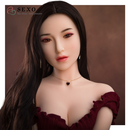 SEXO 160cm Japanese poker face cool lady exotic vrfuckdolls realistic doll