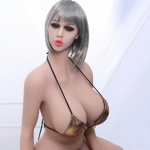 SEXO Dolls - 163cm Mature Plump Gray-haired Bambola Sessuale