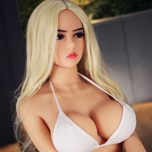 SEXO Dolls - 165cm Golden Hair Big Boobs Sexy Lady Doll